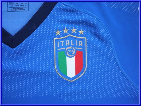 ITALY-SH2018