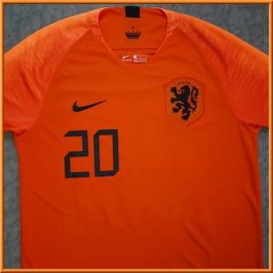 NETHERLAND-SH2018